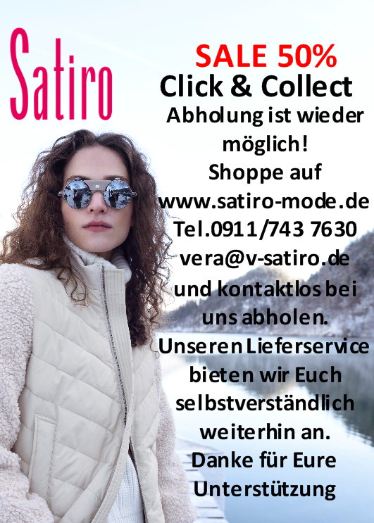 WINTER SALE mit 50% mit CLICK an COLLECT